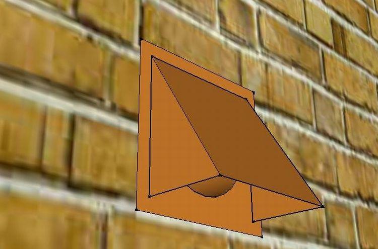 Wall Vent Hood Wvh101 Grant Logan Copper